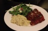 sparerib finished dish