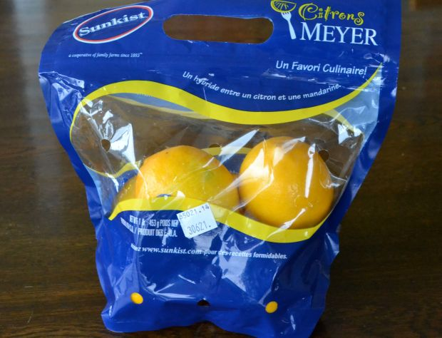 Meyer Lemon Bag