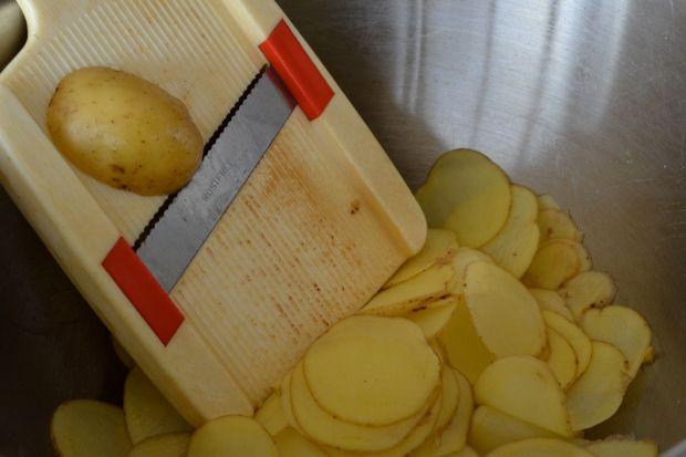 Mini Pommes Anna Grating