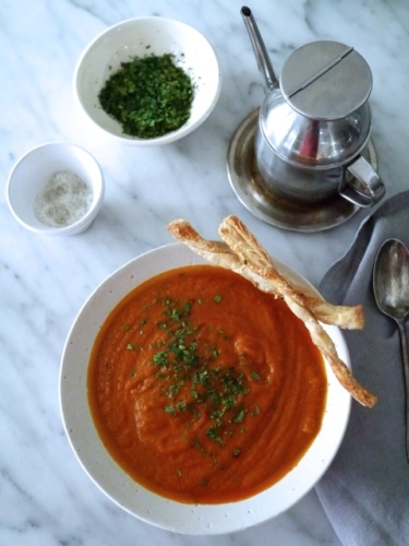 tomato-fennel-soup